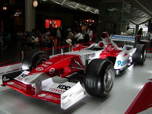 トヨタのF1